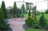 Ogród w Rogoźniku po przebudowie