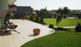 Ogród w Preczowie